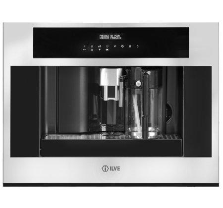 <span>60CM COFFEE MACHINE</span>BUILT-IN