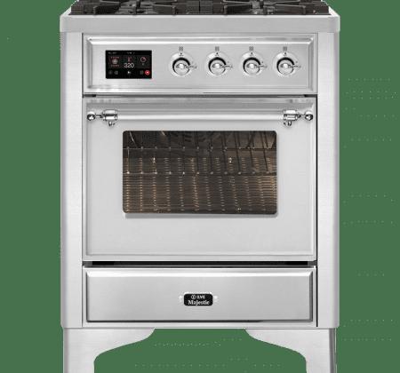 <span>M07DNE3 - Majestic Series</span>70cm Single Oven Cooker