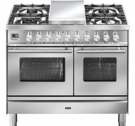 <span>PD10FDWE3 - Professional PLUS Series</span>100cm Double Oven Cooker