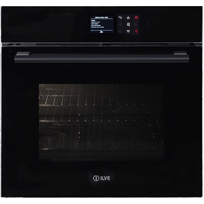 <span>600SPYTCBV - Black Glass</span>60cm Pyrolytic Oven