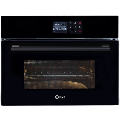 <span> ILCM45BV - Black Glass</span>Combination Microwave